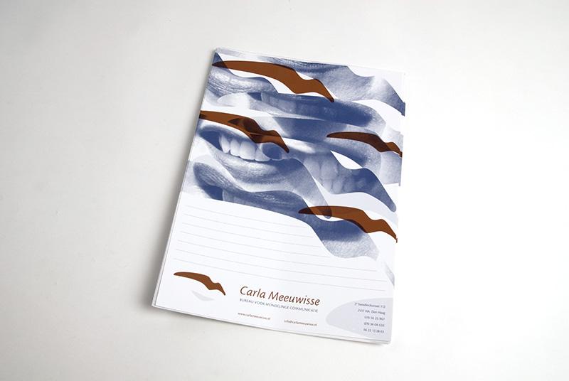 Carla Meeuwisse identiteit covers