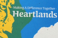 Heartlands businesscards