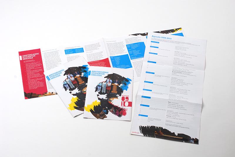 Studentenekklesia folder